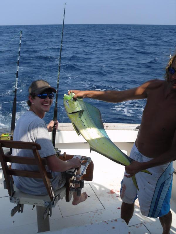 Are you ready for the onslaught of mahi, tuna, and wahoo? « Stress